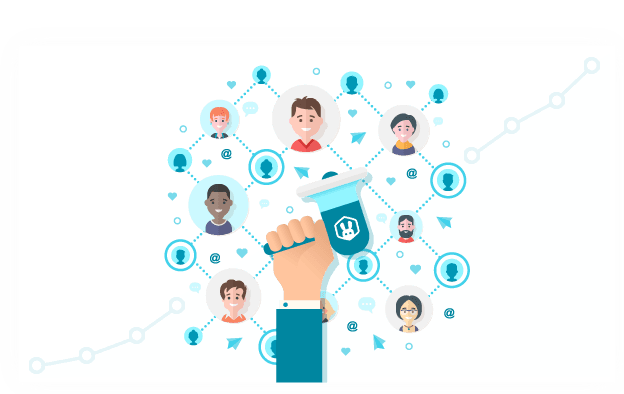 Built-in Viral Sharing to Grow Your Website Traffic without Buying Any Ads!