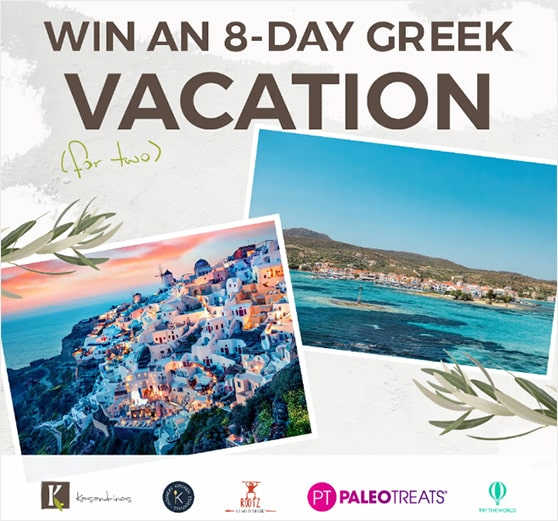 An 8-day vacation is an awesome prize idea!