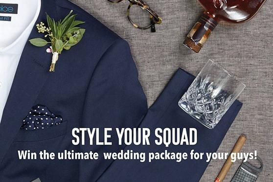 Men's wedding contest prize ideas