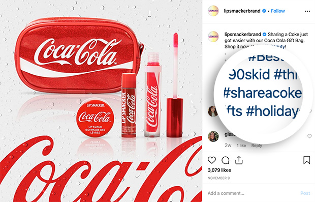 Use branded hashtags to go viral and get more Instagram followers