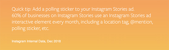 instagram interaction on stories