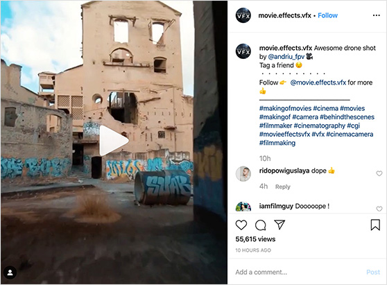 Use video in Instagram to get more likes