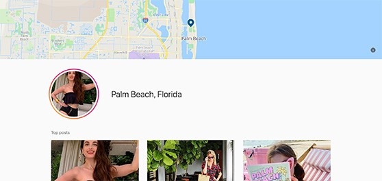 Geotagging on Instagram helps you discover more location based content