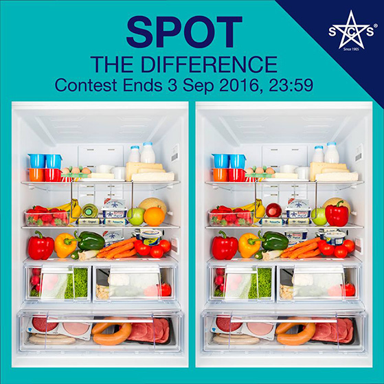 spot the difference contest