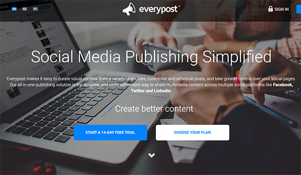 everypost social media publishing