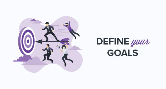 Define the goals for your book promotion giveaway