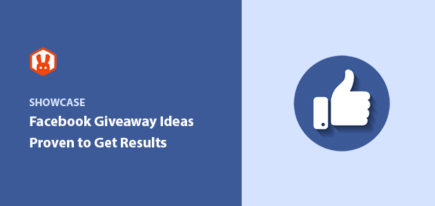20+ Facebook Giveaway Ideas Proven to Get Big Results