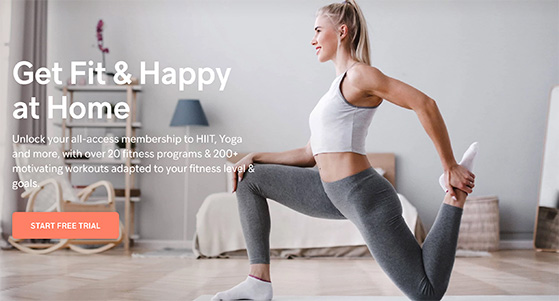 free online fitness classes