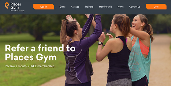 refer a friend to promote your gym