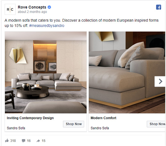 Retargeting strategy for product categories