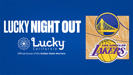 Warriors Lakers giveaway