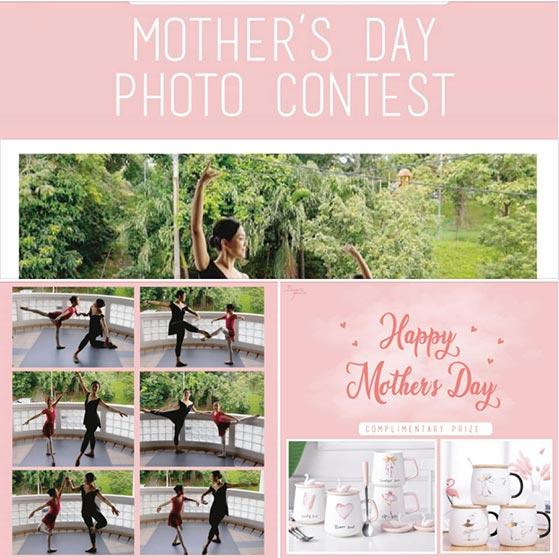 Facebook photo contest prize