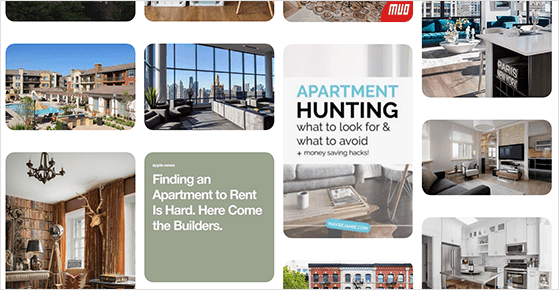 Pinterest property pictures
