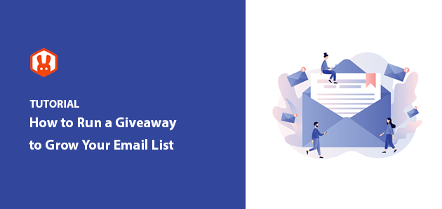 How to Do a Giveaway to Grow Your Email List