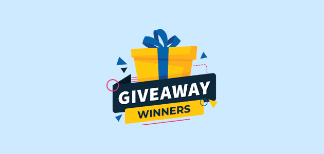 How to Announce a Giveaway Winner (9 Examples and Templates)
