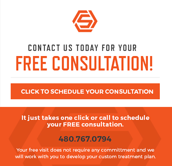 Use popups to allow users to schedule a consultation