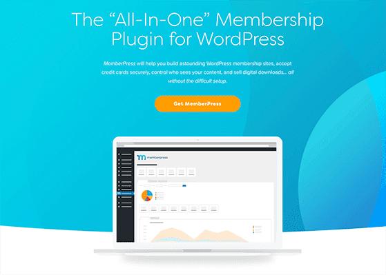 MemberPress is the best WordPress membership plugin