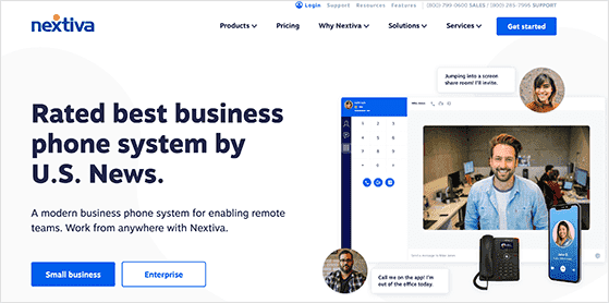 Nextiva is the best business phone service