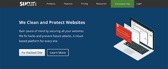 Sucuri is the best WordPress security plugin