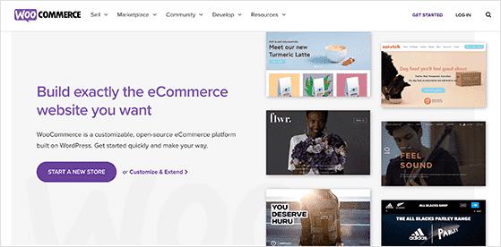 WooCommerce is the best WordPress eCommerce plugin