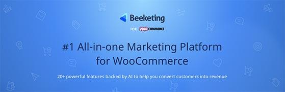 Beeketing marketing automation plugin for WooCommerce