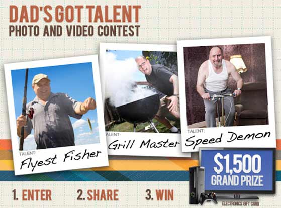 you can run a talent contest for your next video contest ideas