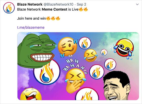 meme contest twitter giveaway ideas