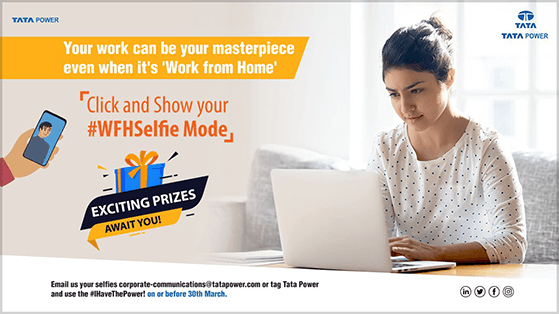 Work from home selfie contest theme ideas