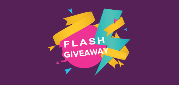 how to run a facebook flash giveaway
