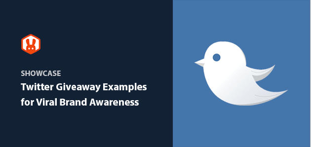 15 Twitter Giveaway Examples for Viral Brand Awareness