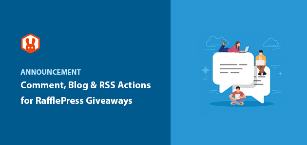 [NEW] Giveaway Actions for RafflePress: Subscribe to RSS + More