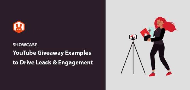 10 YouTube Giveaway Examples to Skyrocket Your Engagement