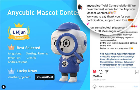 Brand mascots make for the best promotional giveaways