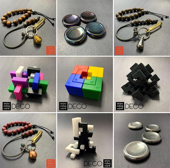 promotional desk toys