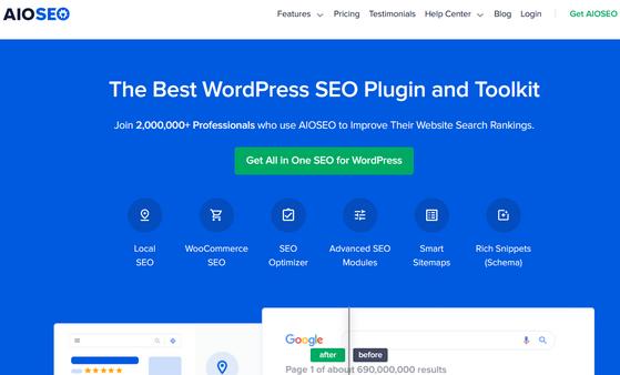 all in one seo is the best wordpress seo plugin
