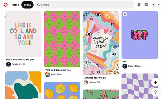 Explore popular pinterest content for ideas