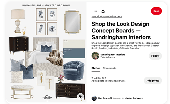 Choose the right pinterest image size to attract more followers