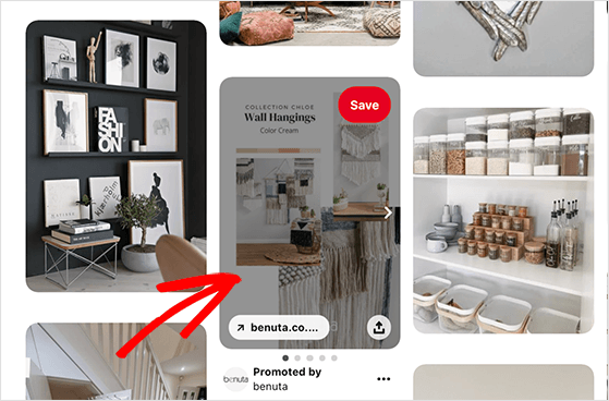 Use promoted pins to expand your Pinterest reach and attract more followers