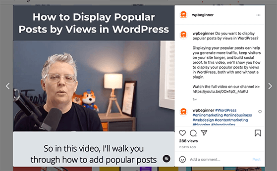 Cross promote videos on other social networks to increase likes on YouTube