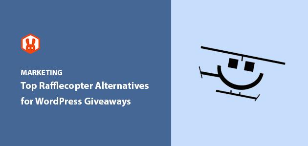 10 Top Alternatives to Rafflecopter for WordPress 2021